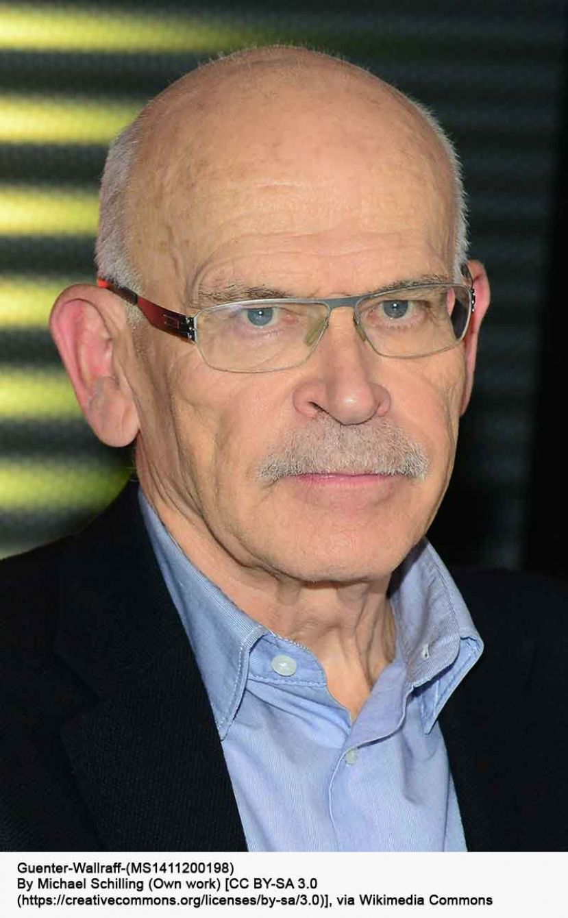 Guenter-Wallraff-(MS1411200198) - https://commons.wikimedia.org/wiki/File:Guenter-Wallraff-(MS1411200198).jpg