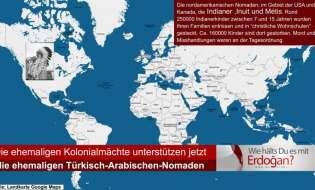 Wenn Nomaden sesshaft werden oder wie man ethnische Konfikte nutzt um Kriege rechtzufertigen
