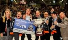 """VTB Partnerteam """"Löwen Frankfurt"""" gewinnt Eishockey-Meisterschaft (FOTO)"""