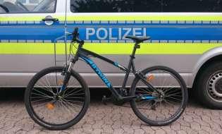 POL-HM: Fahrraddieb erwischt - wem gehört das Mountainbike?