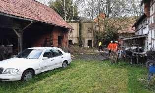POL-HOL: Delligsen/Varrigsen:  Mehrere Brände im Bereich Delligsen -  Polizei ermittelt hinsichtlich Brandstiftung