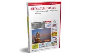 Wegweiser für Hamburg: Das neue Telefonbuch 2017 ist da (FOTO)