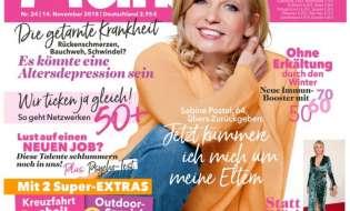 """Schauspielerin Hannelore Hoger in """"Meins"""": Noch mal verlieben, das wäre schön..."""